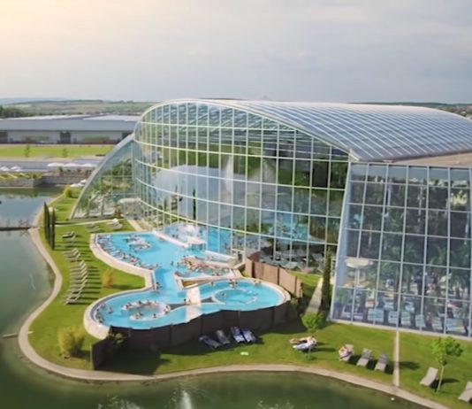 Park wodny największy w Europie